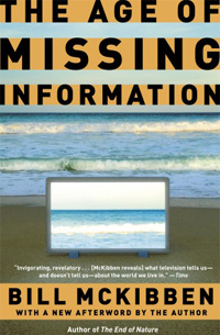 The Age of Missing Information book cover
