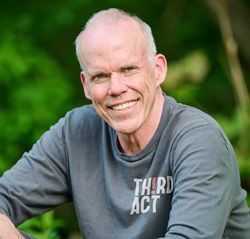 Bill McKibben, author of Eaarth, Deep Economy, The End of Nature, Enough and founder of 350.org