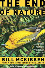 The End of Nature book cover