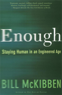 Enough book cover